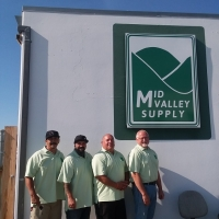 Mid Valley Supply Mixer